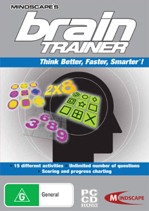 Mindscape's Brain Trainer