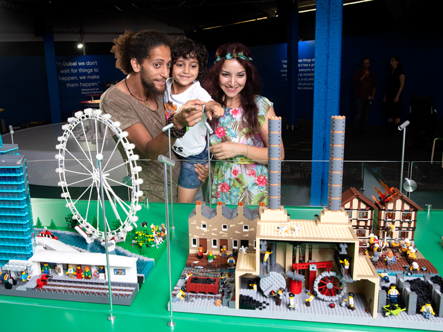 Brickman Cities powered by LEGO® CITY