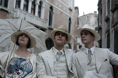 Hayley Atwell Brideshead Revisited & The Duchess Interview