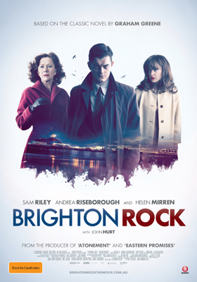 Helen Mirren & Sam Riley Brighton Rock Interview