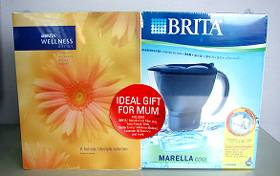 Brita Mother's Day Wellbeing Pack