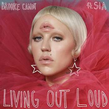 Brooke Candy Living Out Loud