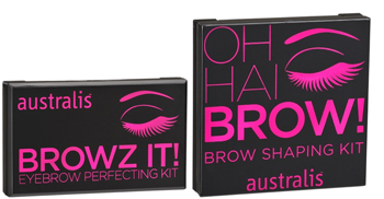 Australis Browz It! and Oh Hai Brow!