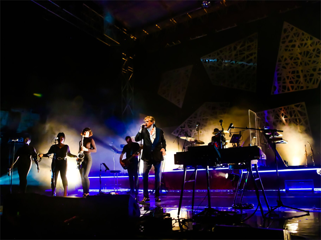 Bryan Ferry with Guests