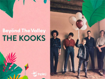 With The Kooks