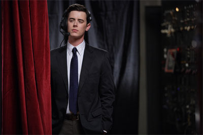 Colin Hanks The Great Buck Howard Interview