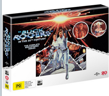 Buck Rogers in the 25th Century: The Complete Series DVD