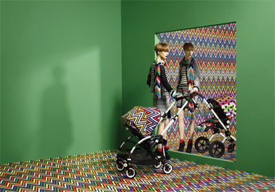 Bugaboo + Missoni Partnership