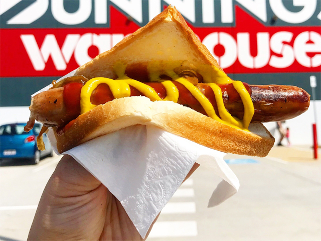 Bunnings x Shane Delia Sausage Fest at Federation Square