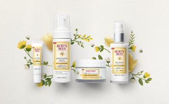Burt's Bees Skin Nourishment Collection
