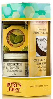 Bee Merry and Bright with Burt's Bees
