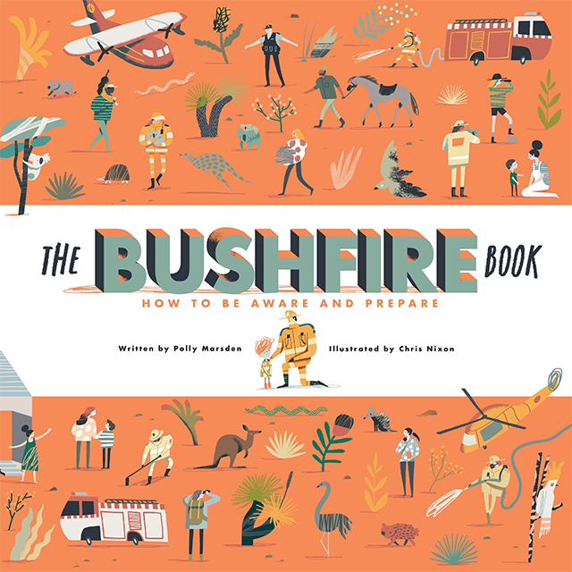 The Bushfire Book