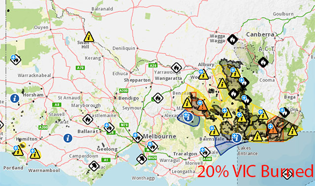 Catastrophic National Bushfire Crisis