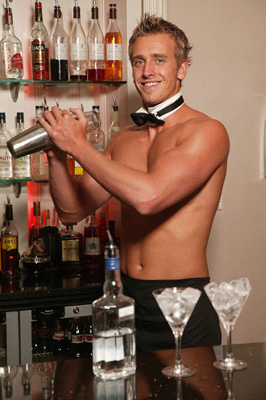 Hens Party - Butlers in the Buff