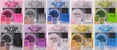 BYS Glitter for Nails