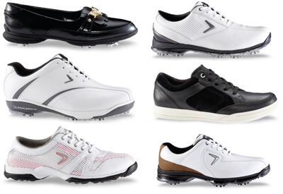 Callaway Golf 2012 Footwear for Men and Women