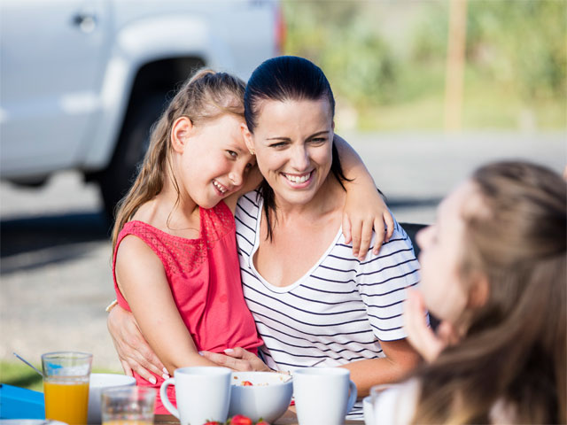 Caravan and Camping Trips Proven to Benefit Women's Health