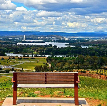 Make Canberra Your Urban Gym For A Weekend