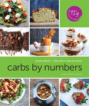 carbs by numbers