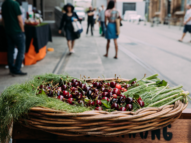 Carriageworks Christmas Farmers Market