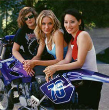 Charlies Angels Feature