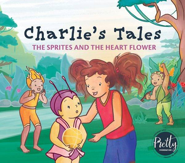 Charlie's Tales: The Sprites and the Heart Flower Interview