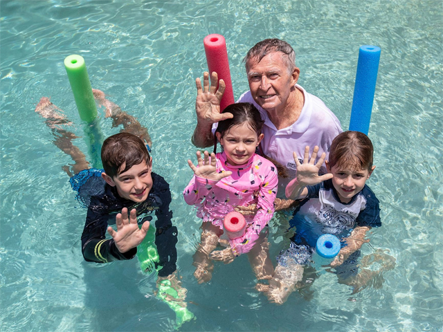 Parents Ignoring Pool Gate Safety Putting Toddlers At Risk