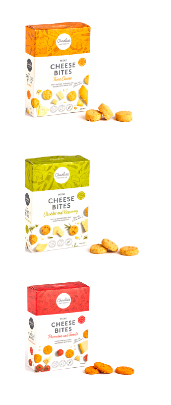 Charlie's Mini Cheese Bites