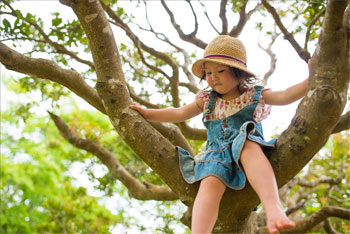 Children Need Outdoor Space To Learn and Thrive