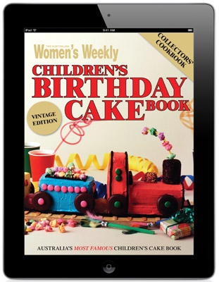 Women S Weekly Children S Birthday Cake Book Download