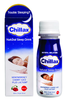 Chillax Natural Sleep Drink