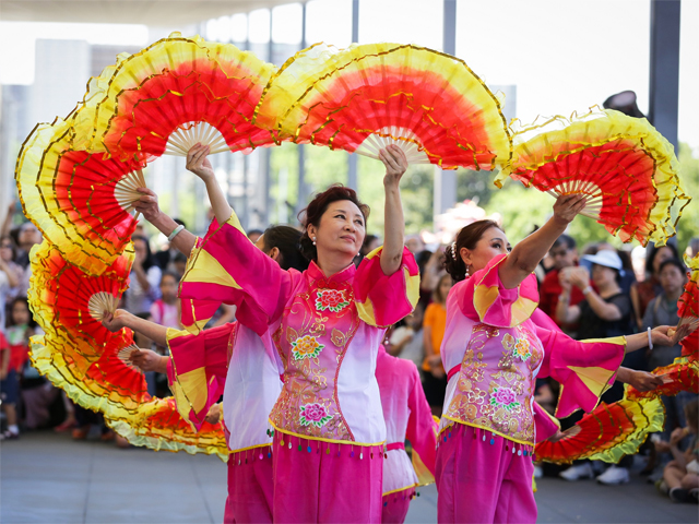 Chinese New Year Melbourne Festival 2020