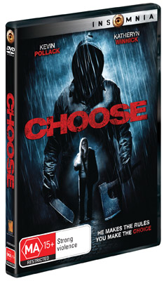 Choose DVD