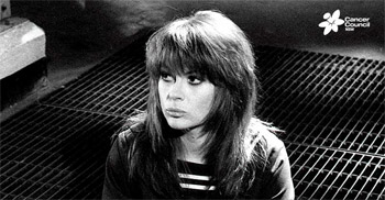 Chrissy Amphlett's I Touch Myself Campaign