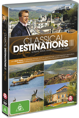 Classical Destinations III DVD