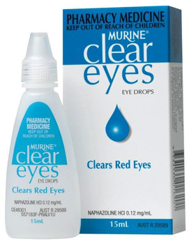 Murine Clear Eyes