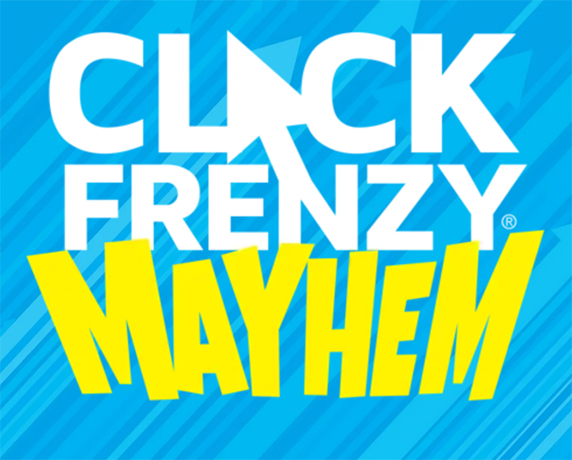 Click Frenzy Mayhem 99% off some items
