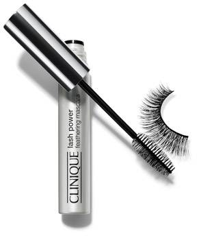 Clinique's Lash Power Feathering Mascara