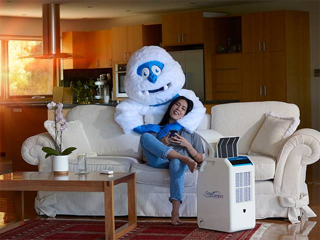 Close Comfort Portable Air Conditioner