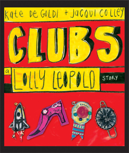 Clubs a Lolly Leopold story