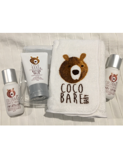 CocoBare Baby Packs