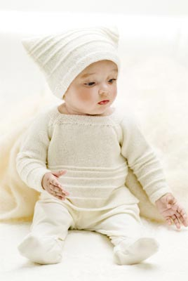 Cocoon your baby in the cutest fashions.