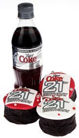 Diet Coke 21st Birthday