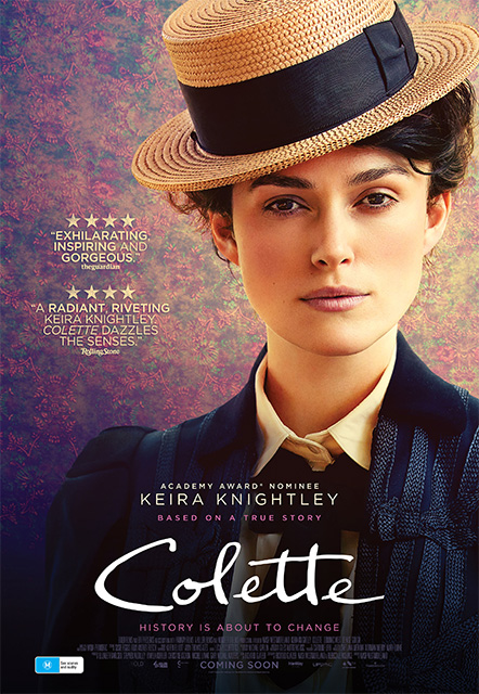 Win Colette Tickets