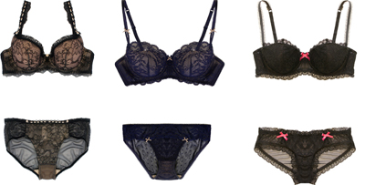 Collette by Collette Dinnigan Lingerie AW12