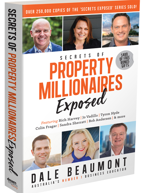 Secrets of Property Millionaires Exposed Books