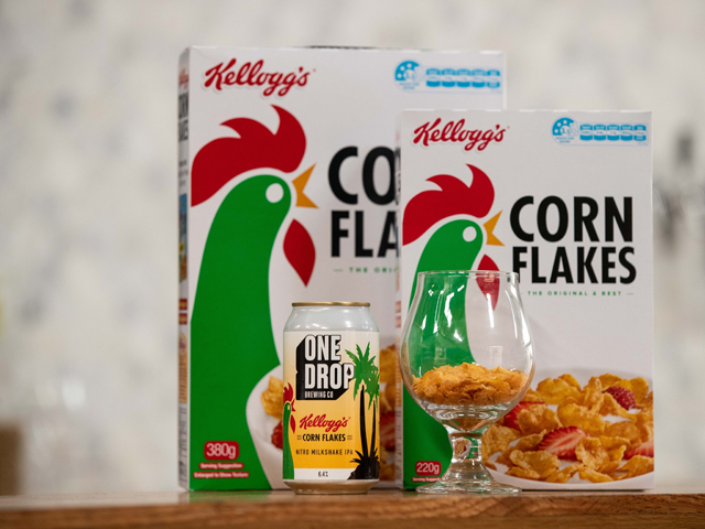Corn Flakes Beer