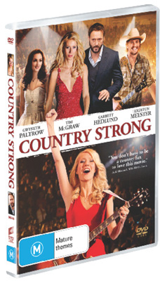 Country Strong DVD