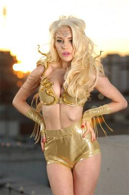 Courtney Stodden Reality Interview