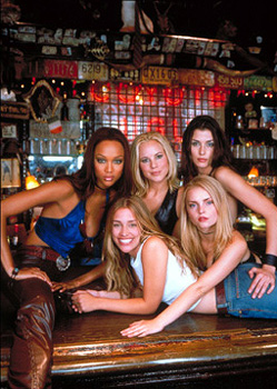 Coyote Ugly Comedy and Romance